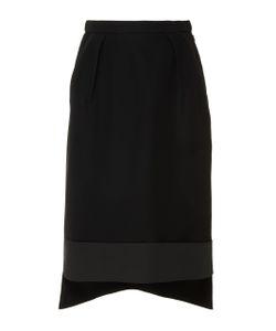 Dice Kayek | High Waisted Knee Length Skirt