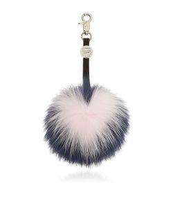 Charlotte Simone | Lovebug Fur Key Chain