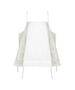 Strateas Carlucci | Splice Veil Extended Sleeve Top
