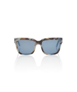 Andy Wolf Eyewear | Victoria Square-Frame Acetate Sunglasses