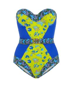 Paolita   Shalimar Belted One-Piece Swimsuit