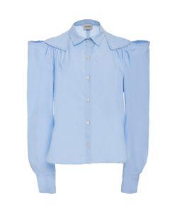 Rachel Comey | Cutout Cotton-Poplin Shirt