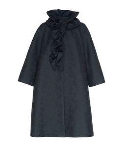 Dice Kayek | Ruffled Coat