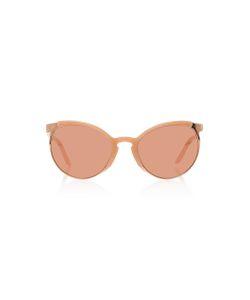 Andy Wolf Eyewear | Dinah Cat-Eye Acetate And Metal Sunglasses