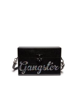 Edie Parker | Small Trunk Gangster Clutch