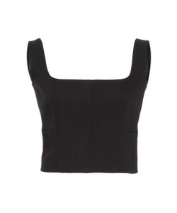 Protagonist | Cropped Bustier Top
