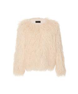 Nili Lotan | Lena Faux Mongolian Fur Jacket