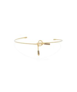 Joanna Laura Constantine | Knot Plated Necklace