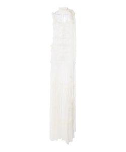 Zuhair Murad   Sleeveless Beaded Gown