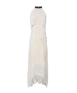 Kitx   Protest Drape Fringe Dress
