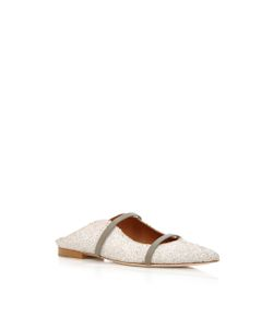 Malone Souliers | Maureen Glitte Point-Toe Flats