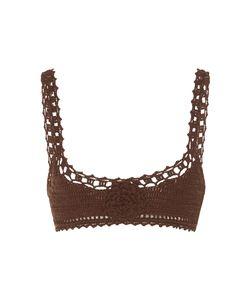 She Made Me | Jannah Crochet Bikini Top