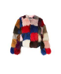 Jocelyn   Fox Patchwork Jacket