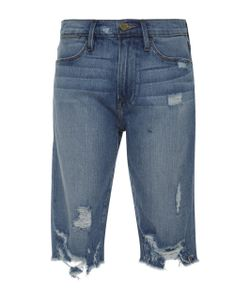Frame Denim | Cropped Mid-Rise Jeans
