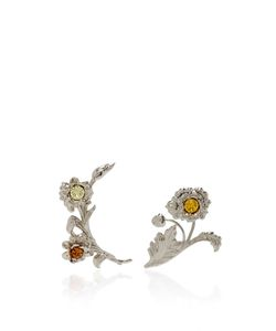 Rodarte | Bright Nickel Ear Cuffs