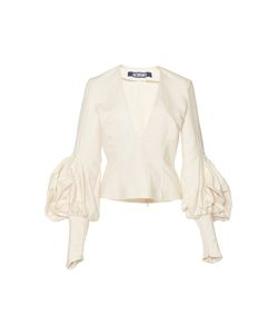 Jacquemus | Structured Bishop Sleeve Blouse
