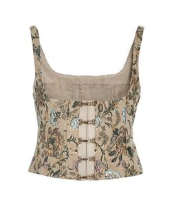 Brock Collection | Berenice Jacquard Bustier