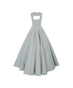 Christian Siriano | Silk Faille Cut Out Gown