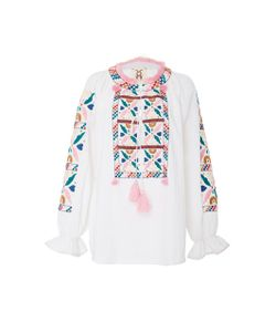 Figue | Lou Lou Embroidered Clean Top
