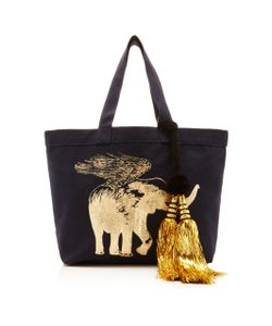 Figue | Flying Elephant Tote
