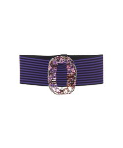 Alessandra Rich | Maxi Buckle Belt