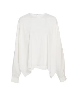 MS MIN | Long Sleeve Oversized Top