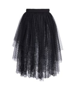 Elie Saab | Tiered Tulle Skirt