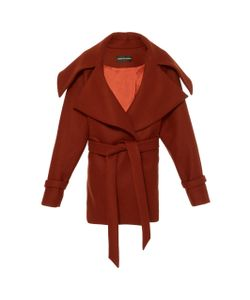 Christian Siriano | Belted Coat