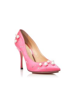 Charlotte Olympia | Precious Bacall Pump