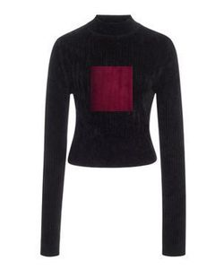 Tome | Chenille Mock Neck Top