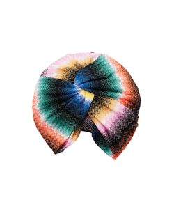 Missoni Mare | Crochet-Knit Multicolored Turban
