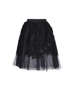 Elie Saab | A-Line Tulle Skirt