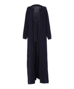 Nanna van Blaaderen | Diamond Knit Long Robe