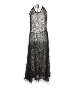 Rodarte | Knit Eyelash Halter Dress