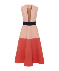 Lela Rose | Sleeveless Color Block Dress