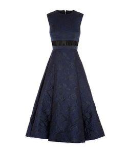 Alex Perry | Payson Brocade Midi Dress