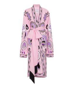 Yuliya Magdych | Delight Cotton Silk Robe