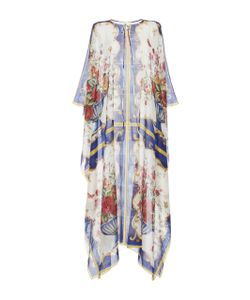 Dolce & Gabbana | Printed Cotton And Silk-Blend Kaftan