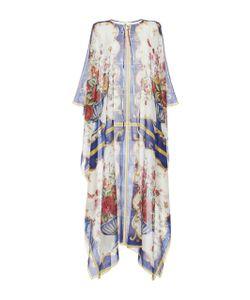 Dolce & Gabbana   Printed Cotton And Silk-Blend Kaftan