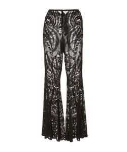Anna Sui | Lace Bell Bottom Pant