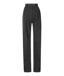 Strateas Carlucci | High Waisted Pleat Pant