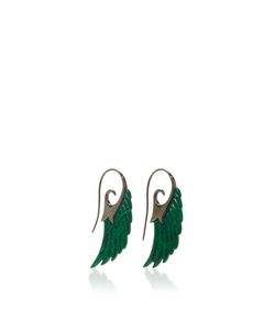 Noor Fares | Fly Me To The Mood Wing Earrings
