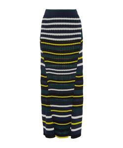Pringle Of Scotland   A-Line Knit Skirt