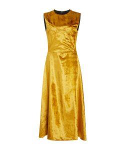 Tome | Velvet Picasso Dress