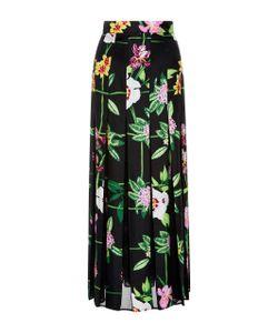 Piamita | Calliope Box Pleated Long Skirt