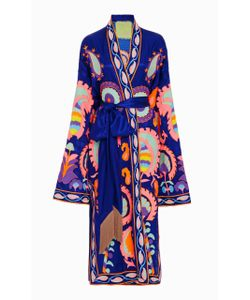 Yuliya Magdych | Delight Silk Robe