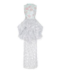 Christian Siriano | Jacquard Bubble Gown
