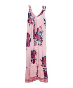 Yvonne S | Print Cotton-Gauze Maxi Dress