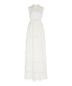Huishan Zhang | Rivet Full Length Dress
