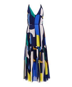 GINGER & SMART   Simone Drop Waist Maxi Dress